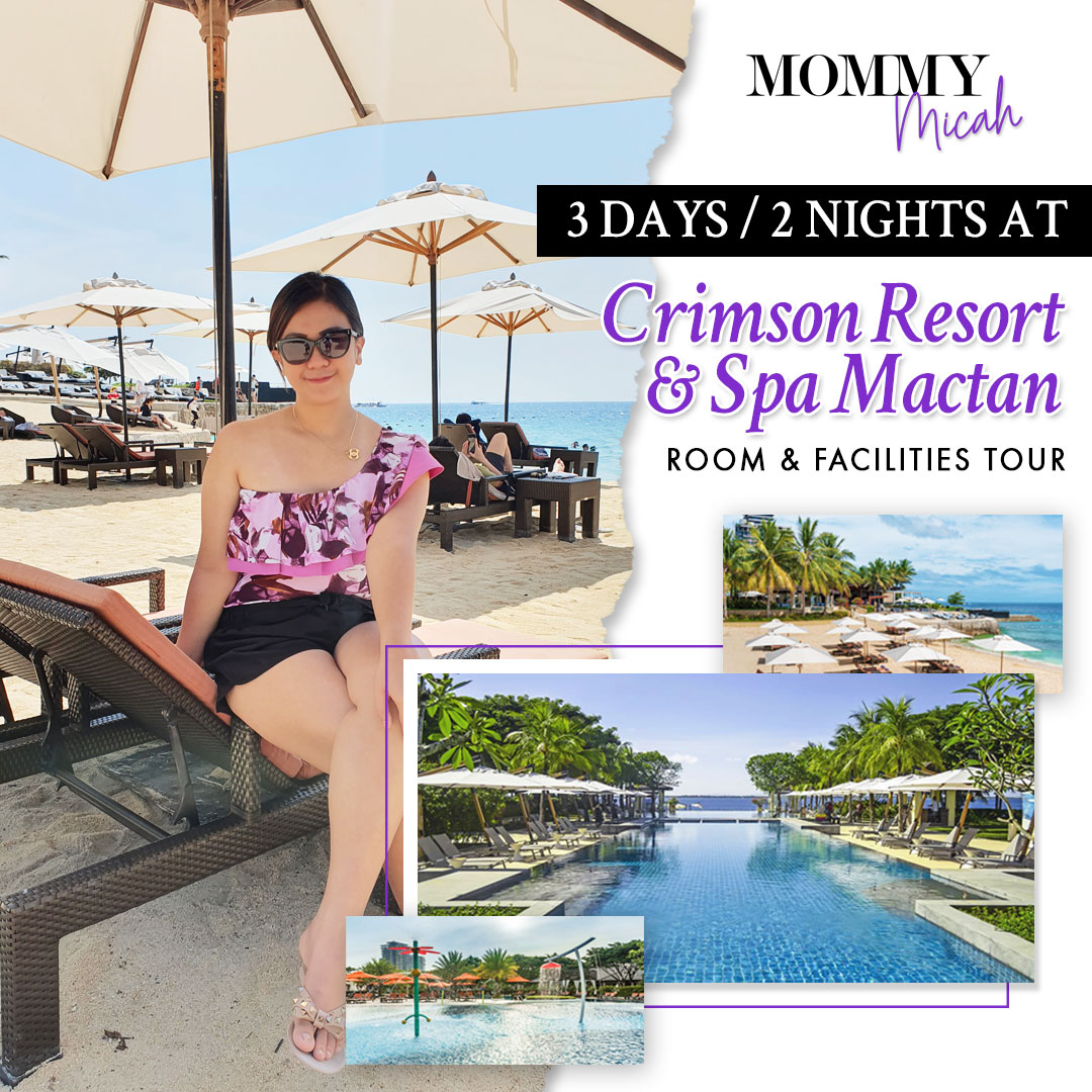 Hotel Review Crimson Resort And Spa Mactan Cebu Blog Mommy Micah Luxury Bags Trusted Seller Philippines